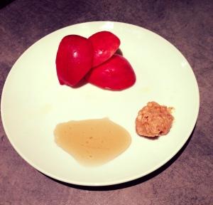 Peanut Butter & Apple